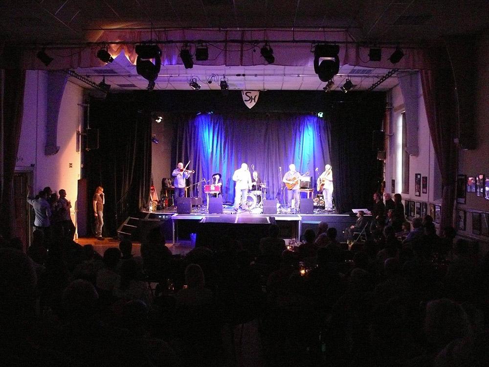 Howden Shire Hall, 2014. Photo by Viceversarobbi Fotografia